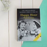 Personalised Mills & Boon Girls Guide - Happy Hour - Novelty Gifts