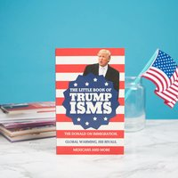 The Little Book Of Trumpisms - Novelty Gifts