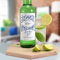 Personalised Gin - Prezzybox Gifts
