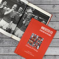 Personalised Pictorial Football Book - Football Gifts