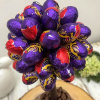 Personalised Cadbury's Cream Egg Sweet Tree - Chocolate Gifts