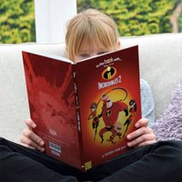 Personalised Disney Pixar Incredibles 2 Book - Book Gifts