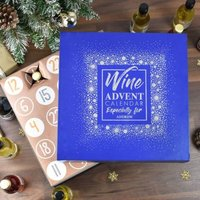 Personalised Wine Advent Calendar