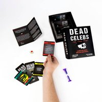 Dead Celebs Card Games - Games Gifts