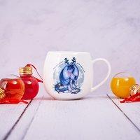 Personalised Holiday Armadillo Hug A Mug - Holiday Gifts