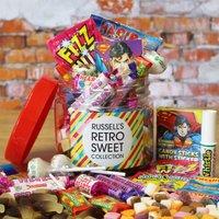 Personalised Retro Taster Jar - Prezzybox Gifts