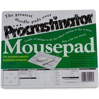Procrastinator Mousepad Doodler - Novelty Gifts