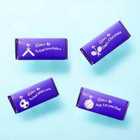 Personalised Cadbury Dairy Milk Bar - 360g - Cadbury Gifts