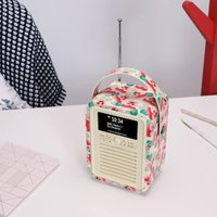 Retro Mini DAB Radio And Bluetooth Speaker - Gadgets Gifts