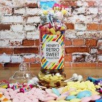 Personalised Sweetie Jar - Large - Prezzybox Gifts