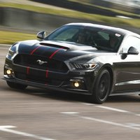 Triple Mustang Driving Blast Experience - Driving Gifts