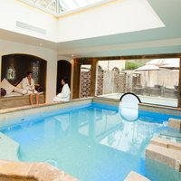 Blissful Spa Day with Treatments and Afternoon Tea for Two -