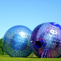 Harness Zorbing for Two Experience Day - Prezzybox Gifts