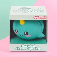 Narwhal Shower Speaker - Gadgets Gifts