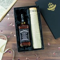 Jack Daniel's and Original Newspaper - Jack Daniels Gifts