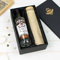Smirnoff Vodka and Original Newspaper - Vodka Gifts