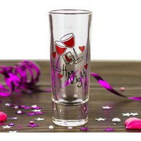 Personalised Hen Party Shot Glass - Prezzybox Gifts