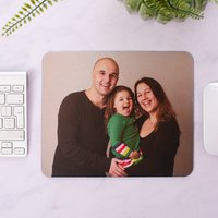 Personalised Full Photo Mouse Mat - Personalised Gifts