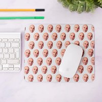 Personalised Multi-Face Mouse Mat - Personalised Gifts