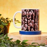 Personalised Multi Face Mug - Personalised Gifts