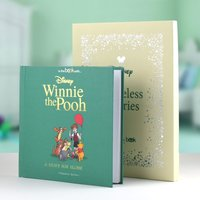 Personalised Disney Winnie the Pooh Story Book