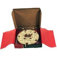 60th Birthday Chocolate Pizza - 10