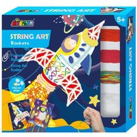 Rocket String Art Kit