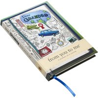 Dear Grandad - From You to Me Book - Prezzybox Gifts