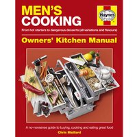 Haynes - Men's Cooking Manual - Cooking Gifts