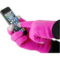 Smart Glove - Touch Glove for iPhone - Pink - Gadgets Gifts