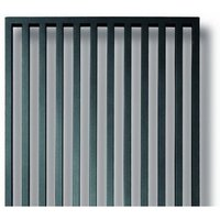 VASCO ARCHE VV radiator 470x1800 mm. n10 as=1188 1050w WIT RAL 9016 (11117047018001188901)