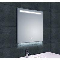 Mueller Ambi LED spiegel incl. spiegelverwarming 60x60cm