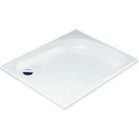 Sealskin Comfort douchebak rechthoek 100x80 inbouw wit