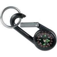 25 Personalised Carabiner Hook with Key Ring – National Pen
