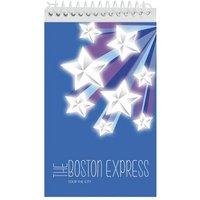 50 Personalizado Cuaderno de Notas Espiral - National Pen