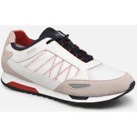 BOSS Parkour runn net2 10214599 01 Wit Sneakers Beschikbaar in 43