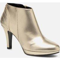 SALE -40 Anna Volodia - Aida - SALE Stiefeletten & Boots für Damen / gold/bronze