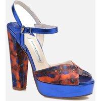 Terry de Havilland - Coco - Sandalen für Damen / blau