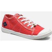 SALE -30 Le temps des cerises - Lc Basic 02 - SALE Sneaker für Kinder / rot