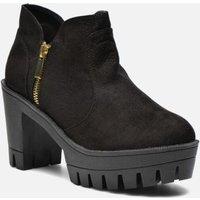 Colors of California - Lena - Stiefeletten & Boots für Damen / schwarz