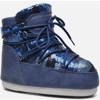 SALE -30 Moon Boot - Buzz Paillettes - SALE Stiefeletten & Boots für Damen / blau