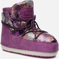 SALE -30 Moon Boot - Buzz Paillettes - SALE Stiefeletten & Boots für Damen / rosa