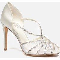 Menbur - Maribel - Sandalen für Damen / weiß
