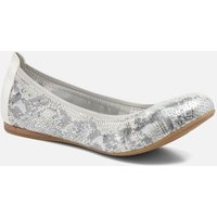 SALE -40 Madison - Claxin - SALE Ballerinas für Damen / silber