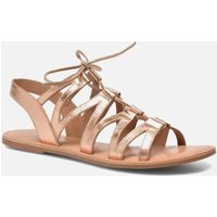I Love Shoes - SUGLI Leather - Sandalen für Damen / gold/bronze