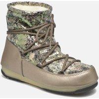 SALE -30 Moon Boot - Low Snake - SALE Sportschuhe für Damen / grün