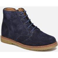 Pom d Api - Pat Brogue - Stiefeletten & Boots für Kinder / blau
