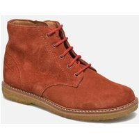 Pom d Api - Pat Brogue - Stiefeletten & Boots für Kinder / orange