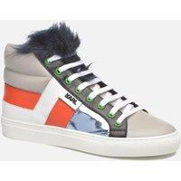 SALE -50 Karl Lagerfeld - K Pop Glitter Creeper - SALE Sneaker für Damen / mehrfarbig