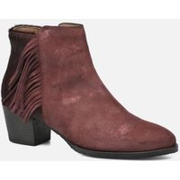 SALE -40 Softwaves - West 02 - SALE Stiefeletten & Boots für Damen / weinrot